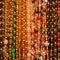 Stock Image : Beads background. Jewelry of Murano Glass