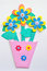 Stock Image : Beautiful artificial flower
