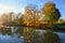Stock Image : Beautiful autumn landscape