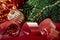 Stock Image : Beautiful Christmas background