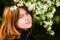 Stock Image : Beautiful girl