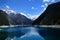 Stock Image : Beautiful Long Lake at Jiuzhaigou