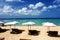 Stock Image : Beautiful phuket beach