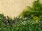 Stock Image : Beautiful small garden