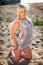 Stock Image : Beautiful young girl