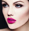Stock Image : Beauty portrait of sensual model with makeup