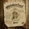 Stock Image : Beer background Oktoberfest,