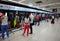 Stock Image : Beijing Subway in Beijing, China