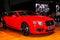 Stock Image : Bentley Continental GTC V8 Convertible sports car
