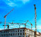Stock Image : Berlin construction