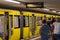 Stock Image : Berlin subway station