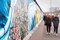 Stock Image : Berlin wall