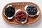 Stock Image : Berries of the Season
