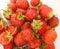 Stock Image : Berry strawberries