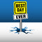 Stock Image : Best day ever plate