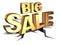 Stock Image : Big sale