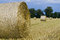 Stock Image : Big straw bale