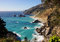Stock Image : Big Sur coast