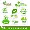 Stock Image : Bio - Ecology - Green - Energy icon set