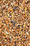 Stock Image : Bird seed mix