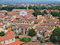 Stock Image : Bird-view of Lucca in Italy