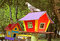 Stock Image : Birdhouse at park