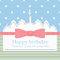 Stock Image : Birthday cake
