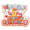 Stock Image : Birthday Invitation