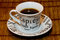 Stock Image : Black Espresso