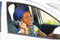 Stock Image : Black woman car key