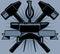 Stock Image : Blacksmith Crest