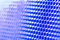 Stock Image : Blue blur fence abstract background