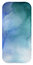 Stock Image : Blue and green watercolor