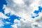 Stock Image : Blue sky background