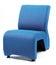 Stock Image : Blue Sofa