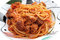 Stock Image : Bolognese Pasta
