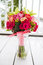 Stock Image : Bouquet of flowers in vase
