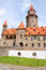 Stock Image : Bouzov Castle, Czech Republic, Europe