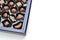 Stock Image : A box of luxury chocolates