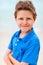 Stock Image : Boy outdoors
