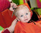 Stock Image : Boy's First haircut