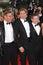 Stock Image : Brad Pitt,George Clooney