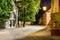 Stock Image : Brasov, Black Church Square