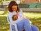 Stock Image : Breastfeeding