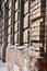 Stock Image : Brick wall