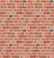 Stock Image : Bricks - seamless tileable texture