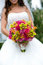 Stock Image : Bridal bouquet
