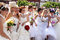 Stock Image : Bride parade