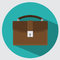Stock Image : Briefcase icon