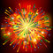 Stock Image : Brightly Explosion Background.